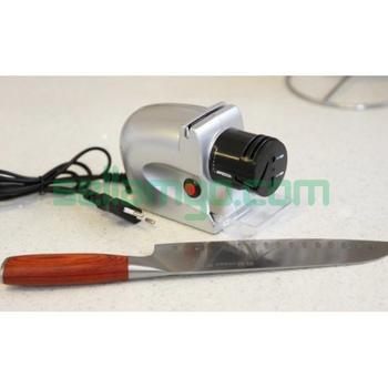 مبراة سكاكين كهربائية | مبراة مطبخ منزلية محمولة سريعة